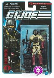 Hasbro Gi Joe Pursuit Of Cobra Rock Viper Action Figure