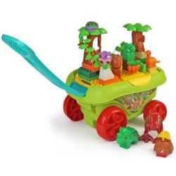 Jeronimo Dino Paradise Block Wagon