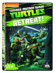 Teenage Mutant Ninja Turtles: Season 3 Vol. 1 Retreat DVD