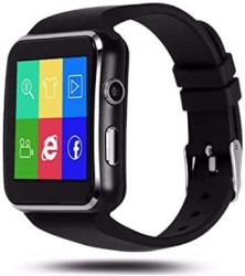 Ioqsof Bluetooth Smartwatch Smart Wrist Watches For Android Ios Iphone Samsung Huawei Sony Sleep Tracker Support Micro Sim Card Men Women Kids Boys C
