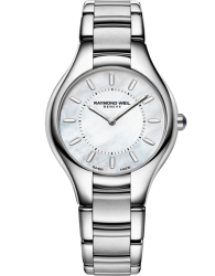LuxuryTimeSA Raymond Weil Noemia White Mother Of Pearl Dial Ladies Watch