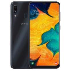 Samsung Galaxy A30 64GB Dual Sim in Black