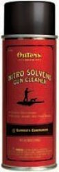 Outers Nitro Solvent Gun Cleaner Aerosol 12-OUNCE