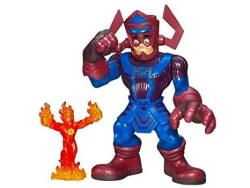 Marvel Superhero Squad Mega Pack: Galactus & Human Torch