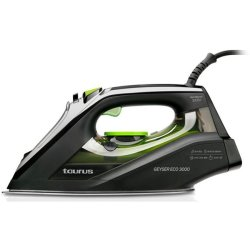 Taurus Geyser Eco 3000 Anodised Black Steam Spray & Dry Iron - 1KGS