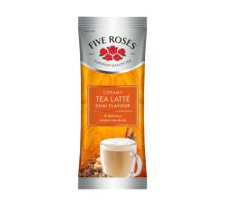 Five Roses Latte Chai 10 X 20G
