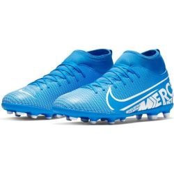 Nike Junior Superfly 7 Club Firm Ground Soccer Boots