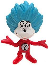 "Funko Thing Two: 2.3"" Mystery Minis X Dr. Seuss MINI Vinyl Figure Rare 13856"