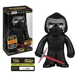 Dark Side Star Wars Kylo Ren Hikari Sofubi Figure Limited To 500 Made Funko