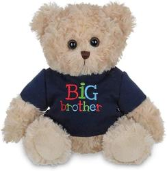 USA Bearington Big Buddy Plush Stuffed Animal Big Brother Teddy Bear 12 Inches