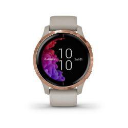 Garmin Venu Smart Watch Light Sand With Rose Gold