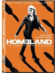 Homeland - Season 7 DVD