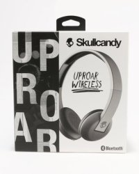 75e654a2a88 Deals on Skullcandy Uproar Wireless Headphones in Street & Grey ...