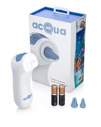 Acquamd - Doctor Recommended - Ultrasonic Vibrations Helps Prevent Ear Infections & Swimmer's Ear - Remove Water In Ear - Childr