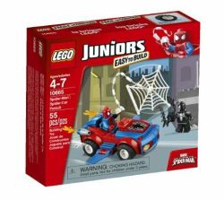 Spider Man Lego Pursuit