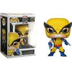 Pop Marvel 80TH Anniversary: Wolverine Vinyl Figure