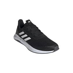 Adidas Women's Qt Racer Sport Running Shoes - Black