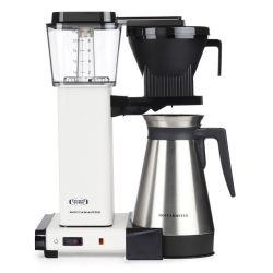 Technivorm Moccamaster KBGT-741 Thermos Filter Coffee Machine in Cream