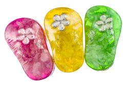 Vensico - Kiddies Sandal Soap For Making Hygiene Fun For Kids - 1 X 3
