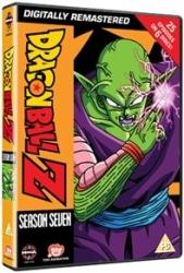 Dragon Ball Z: Complete Season 7 Import Dvd