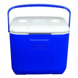 Coleman 3000001842 Cooler 30QT 00 Blue 5879 C004