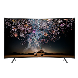 "Samsung 55"" Uhd 4K Curved Smart Tv UA55RU7300KXXA"