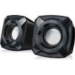Microlab B16 Stereo Usb-powered Speaker