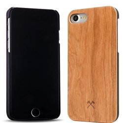 Woodcessories - Wooden Iphone 7 Classic Case Walnut Natural Wood