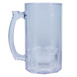 389317abc21 LUMOSS Lumo - Beer Mug - 500ml Clear Plastic | R30.00 | Glassware |  PriceCheck SA