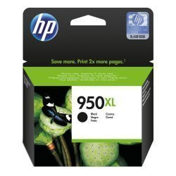 HP 950XL High Yield Black Officejet Ink Cartridge