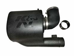 K&N Cold Air Intake Kit: High Performance Guaranteed To Increase Horsepower: 2012-2018 Audi seat skoda volkswagen A1 A3 Q2 Leon Caddy Golf Jetta Passat Tiguan Polo Cc