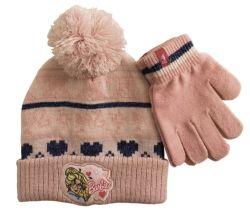 Barbie Premium Beanie & Gloves Set