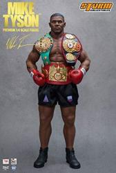 Storm Collectibles Mike Tyson 1:4 Scale Statue