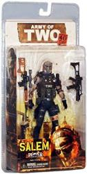 Neca Army Of Two 40TH Day Action Figure M