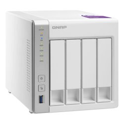 QNAP Ts431p 4-bay Sata3 6gbps 1 7ghz Dual-core 1gb Ddr3 Nas Enclosure | R |  Network Accessories | PriceCheck SA
