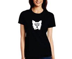 Yorkie Mom T-Shirt - 2XL