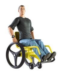 James Cameron's Avatar Rda Jake Sully Action Figure