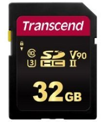 Transcend TS32GSDC700S 700S 32GB Uhs-ii Sdxc sdhc Memory Card