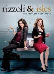 Rizzoli & Isles Season 1 DVD