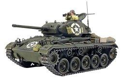 MMD Holdings Tamiya M24 Chaffee Light Tank Hobby Model Kit