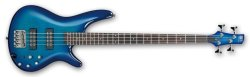 Ibanez SR370E-SPB Sr Standard Series 4 String Bass Guitar Sapphire Blue