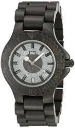 Wewood Men's Sargas Wood Wooden Watch Black