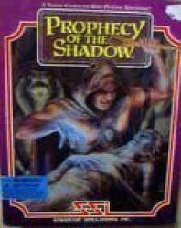 Prophecy Of The Shadow ???