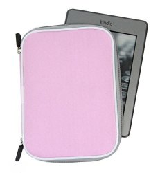 NuVur Universal Neoprene Memory Foam Padding Sleeve Case Fits Kobo Ereader  N905-KBO-B Glo Touch|pink | R565 00 | Other Adapters | PriceCheck SA