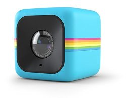 Polaroid Cube Act II HD 1080P Lifestyle Action Video Camera Blue - Updated Features
