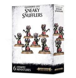 Citadel Gloomspite Gitz Sneaky Snufflers Warhammer Age Of Sigmar