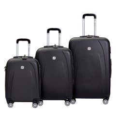 TRAVELWIZE - Stratus 3 Piece Luggage Travel Set