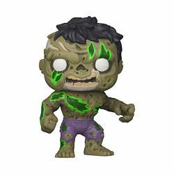 Funko Pop Marvel: Marvel Zombies - Hulk Multicolor Model: 49121