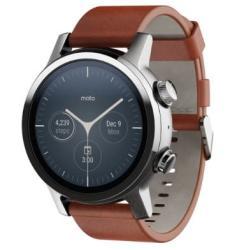 MOTO 360 Gen 3 Smartwatch Steel Grey Instock