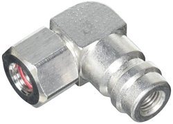 FJC 2633 Service Port Adapter 90 Degree High Side R-134A